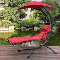 Outdoor Dream Chair Dining Room Set With Swivel Chairs Red Lazy Daze Hammocks Umbrella Hanging Chaise Lounge Arc Curved Hammock