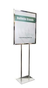 floor sign stands poster