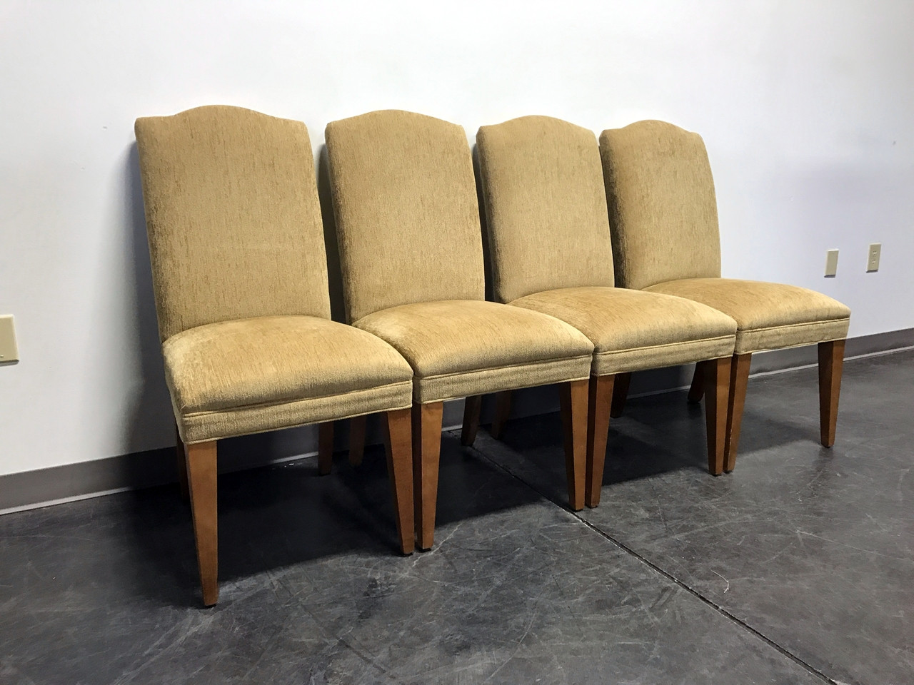 Restoration Hardware Dining Chairs Sold Out Mitchell Gold For Restoration Hardware Upholstered Dining Chairs Set Of 4