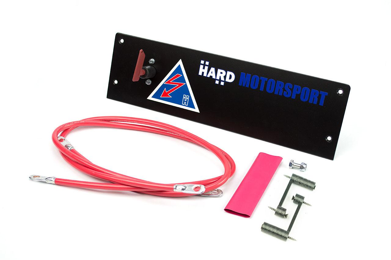 hard motorsport battery disconnect kill switch kit bmw e36 on battery kill switch wiring  [ 1280 x 853 Pixel ]