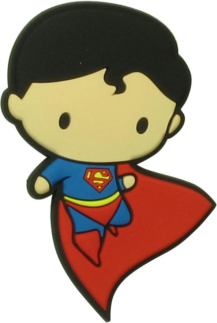 superman chibi flight mega