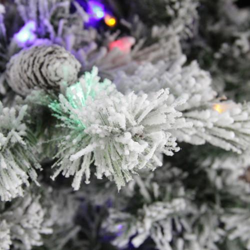 Already Decorated Christmas Tree