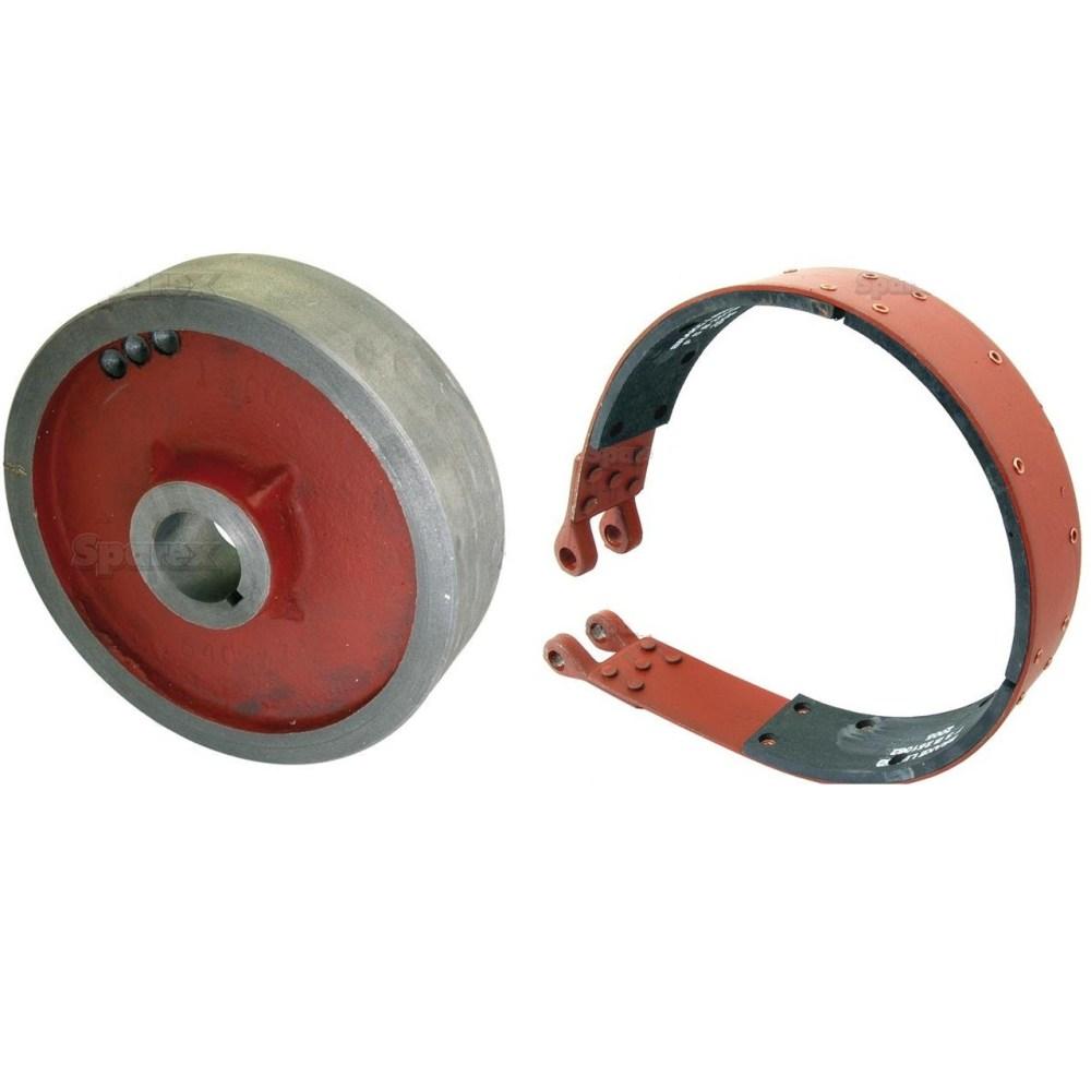 medium resolution of brake parts