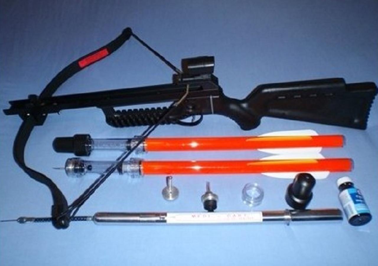 medi dart crossbow complete