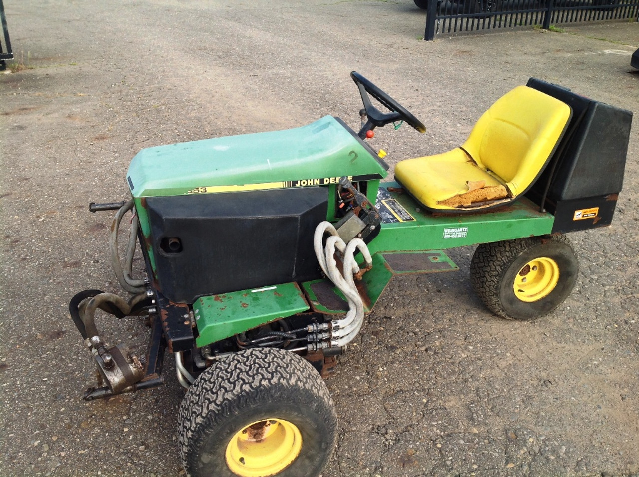 small resolution of john deere 2653a parts machine