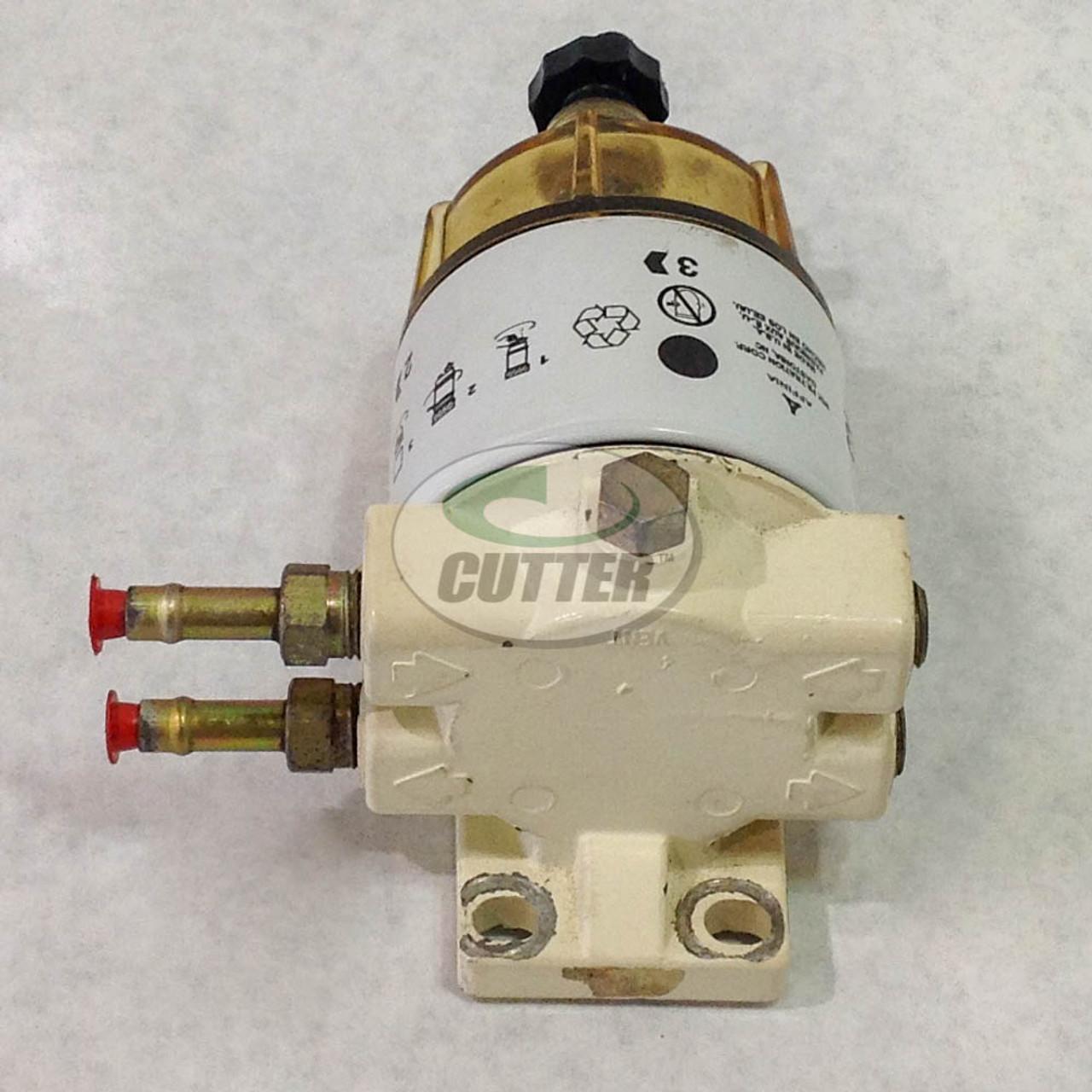 medium resolution of water fuel filter asm fits toro