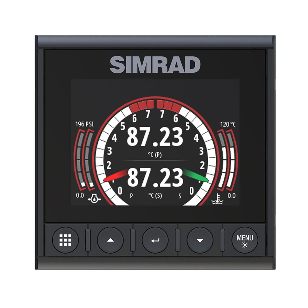 medium resolution of simrad is42j instrument links j1939 diesel engines to nmea 2000 network 000 14479 001