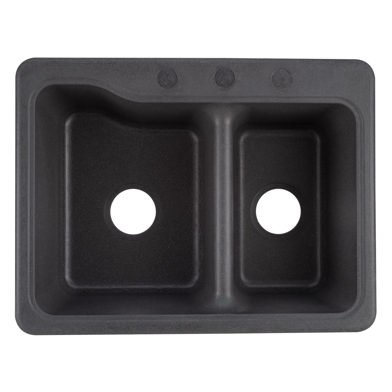 25 x 19 composite rv sink double