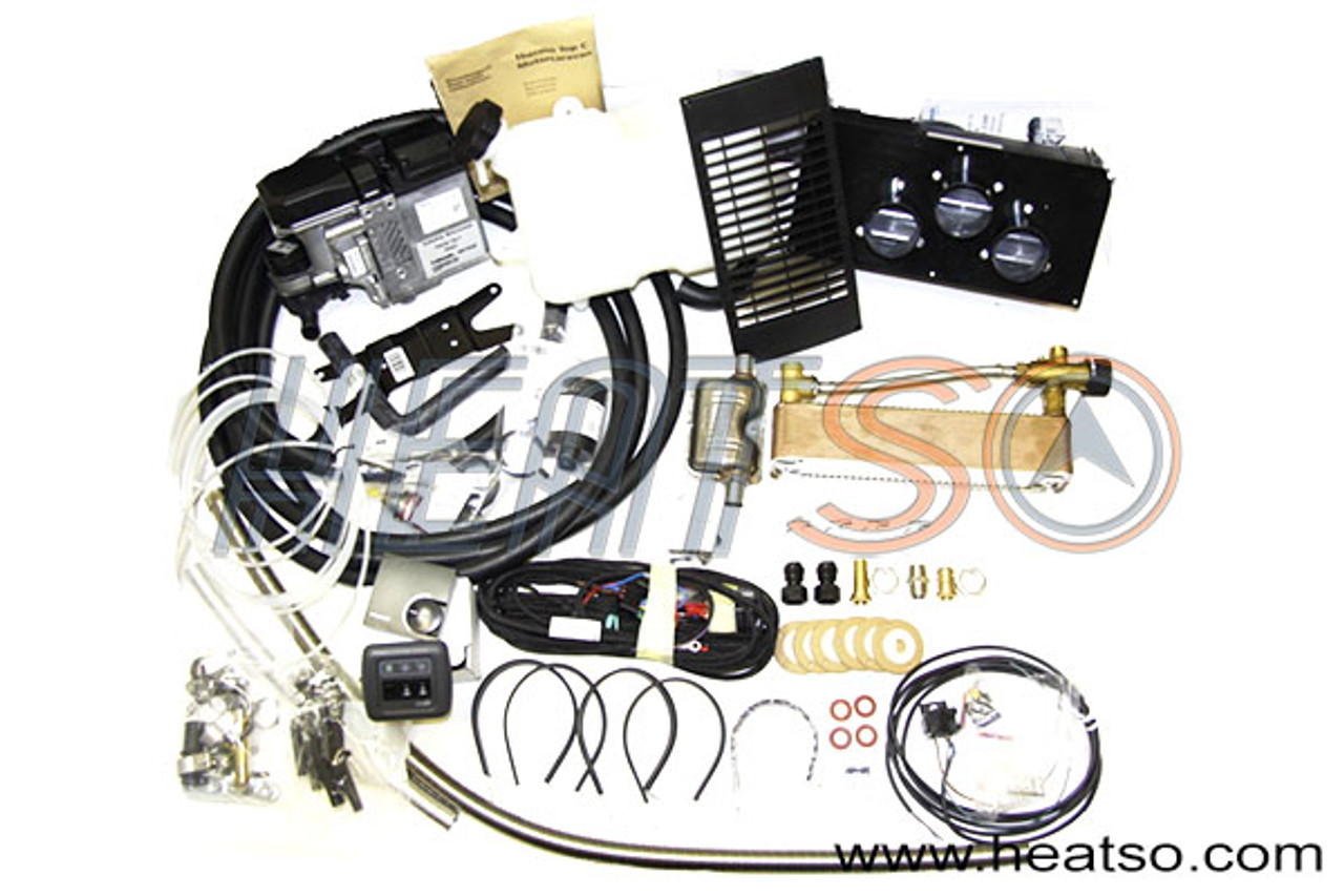hight resolution of webasto thermo top c300 rv camper hot water heating kit