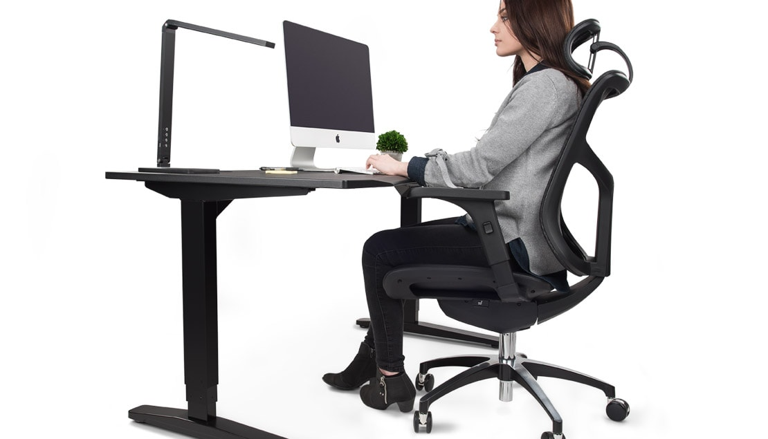 ergonomic chair keyboard position zero gravity massage chairs height adjustable standing desk uplift and stools from