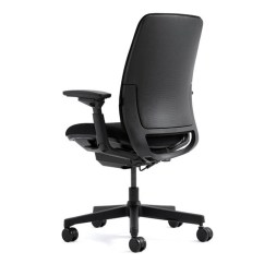 Steelcase Amia Chair Brochure Outdoor Swing With Stand Uplift Desk Arm Depth Can Be Adjusted Approximately 3 Inches Allowing You To Get Closer Your Give Office The Seating It Deserves