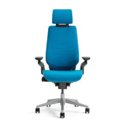 Steelcase Gesture Chair Metal Glider With Headrest Shop Uplift Desk The Comes A High Degree Of Adjustability