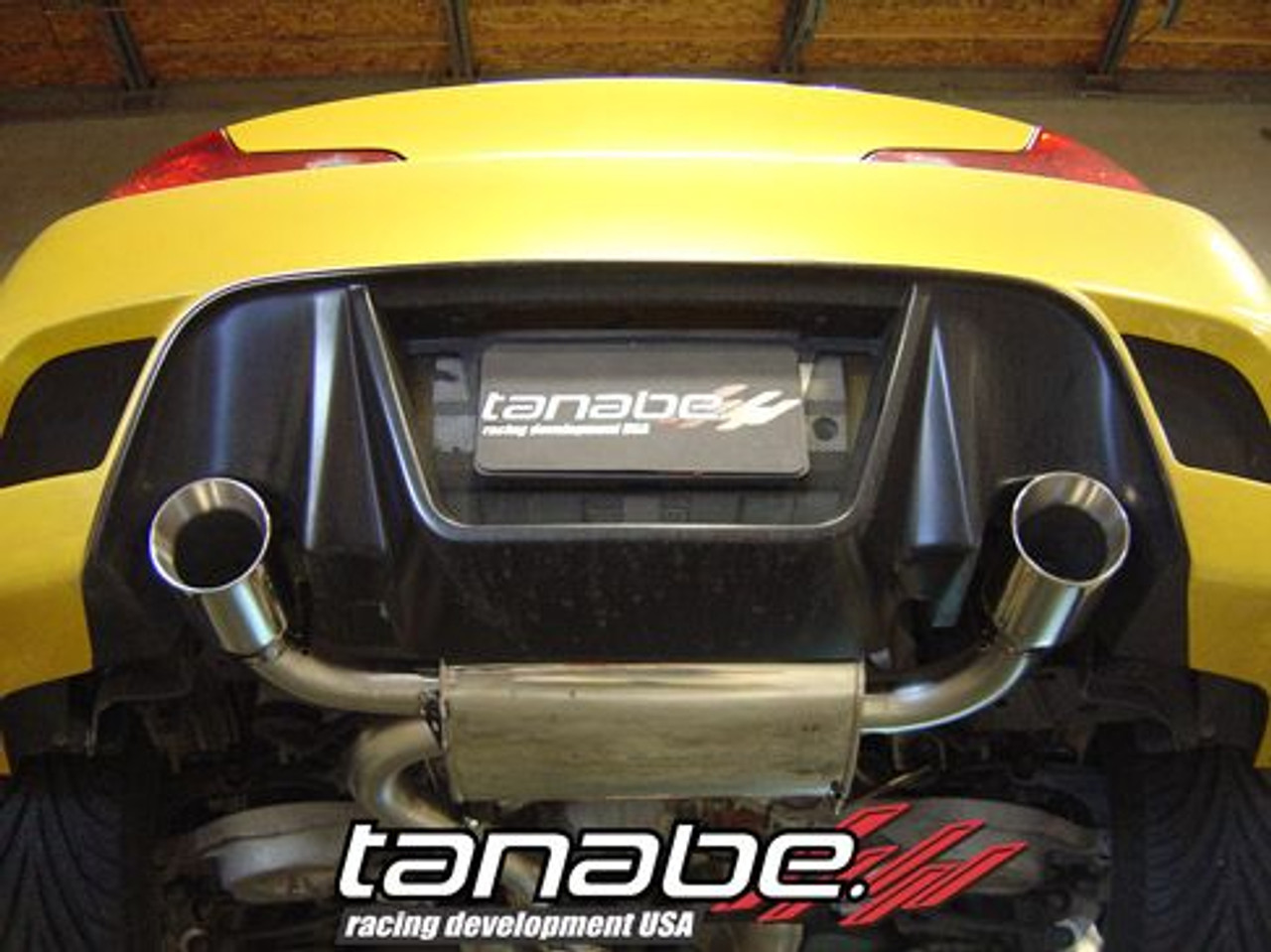 tanabe medallion touring exhaust infiniti g35 coupe