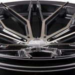 305forged Ft 107 Wheels For Bmw In 19 5x120mm Black Bronze Tint Black Friday Pre Order