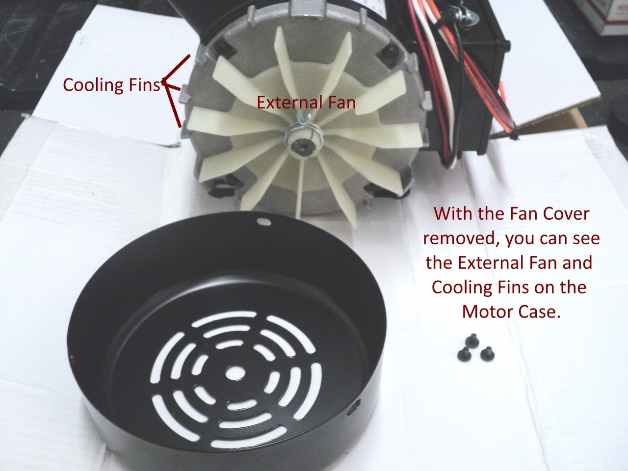 hight resolution of tire changer parts cooling fan on 8181100 sep motor