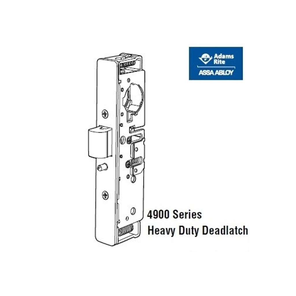 medium resolution of adams rite 4900 heavy duty deadlatchdeadlatch diagram 10