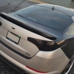 Infiniti G37 Ipl Coupe 11 15 Tail Light Covers