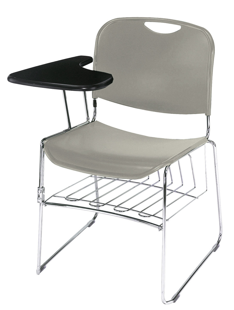 Chair Rack 8500 Series High Tech Ultra Compact Plastic Stacking Chair By National Public Seating