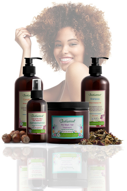 African American Hair Kit Kits Just Nutritive
