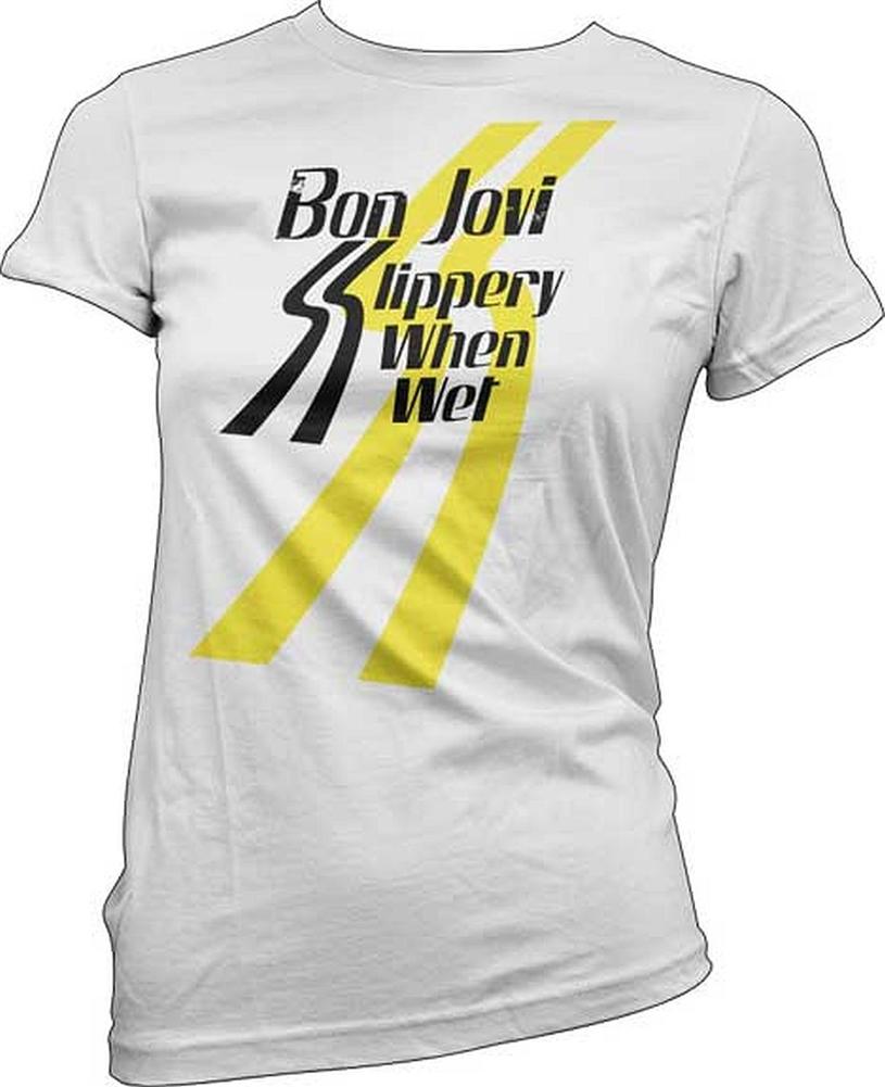 bon jovi slippery logo
