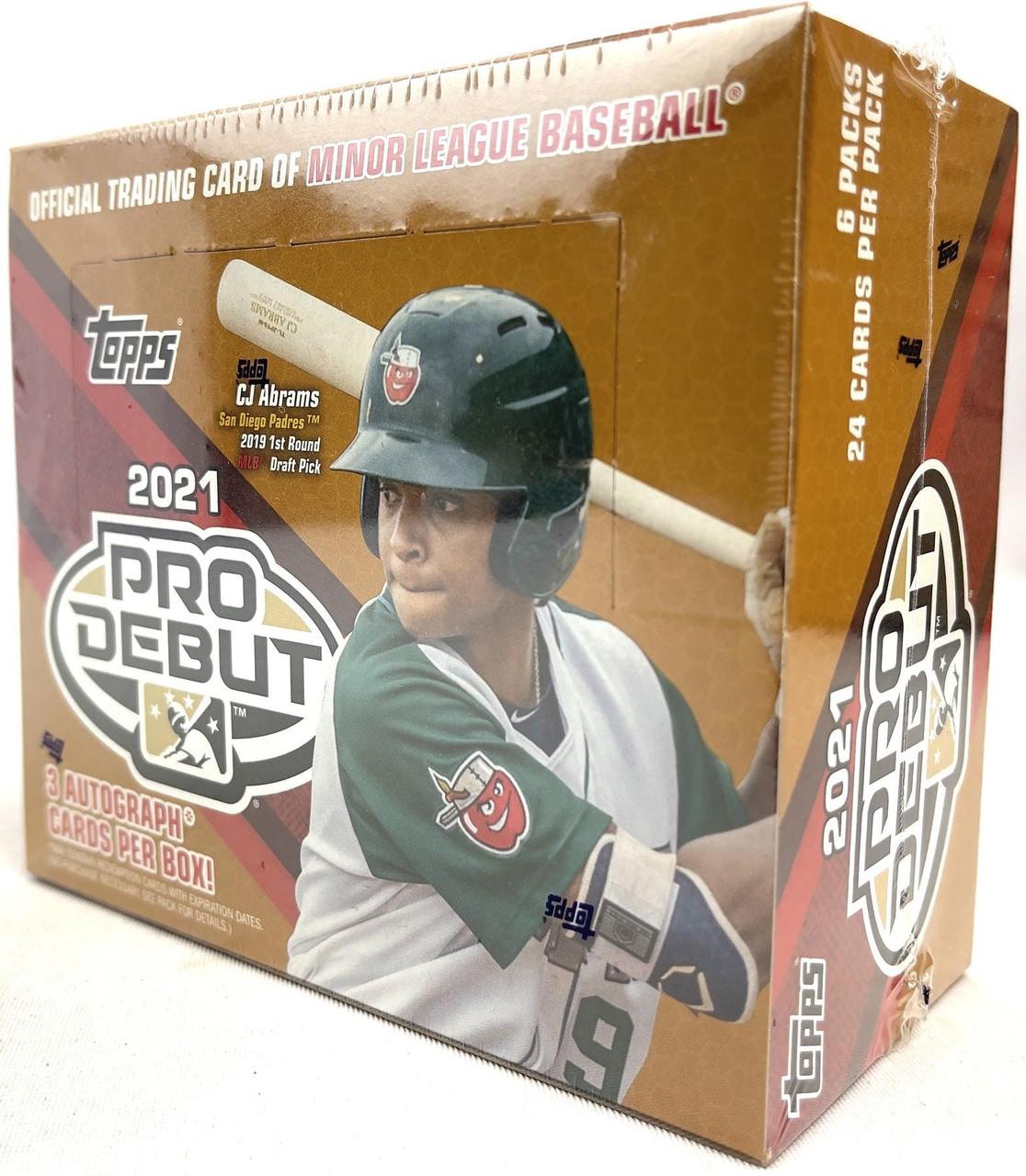 Learn who they once were said to depict. 2021 Topps Pro Debut Baseball Hta Jumbo Box The Baseball Card King Inc