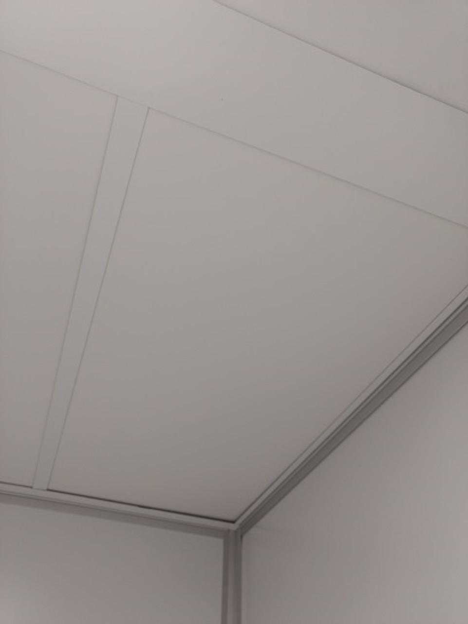 cleanroom ceiling tiles vinyl covered gypsum tiles 24 x 48 4 pack price per pack ww 3270 24