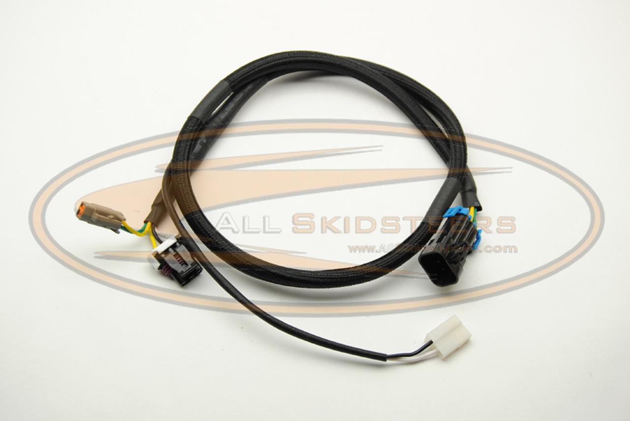 medium resolution of wiper wiring harness for bobcat skid steers replaces oembobcat front door wiper wiring harness