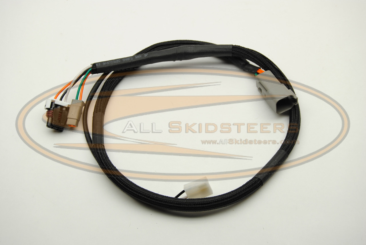 medium resolution of wiper wiring harness for bobcat skid steers replaces oem bobcat 610 wiring harness bobcat front