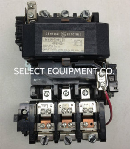 When Is A Motor Starter Required