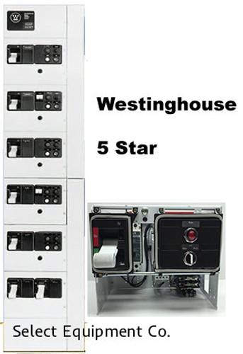 medium resolution of westinghouse 5 star motor control centers westinghouse 5 star mcc buckets