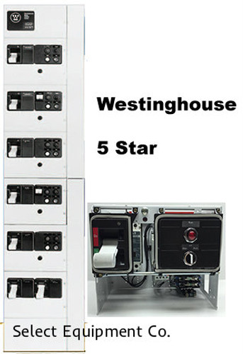 hight resolution of westinghouse 5 star motor control centers westinghouse 5 star mcc buckets