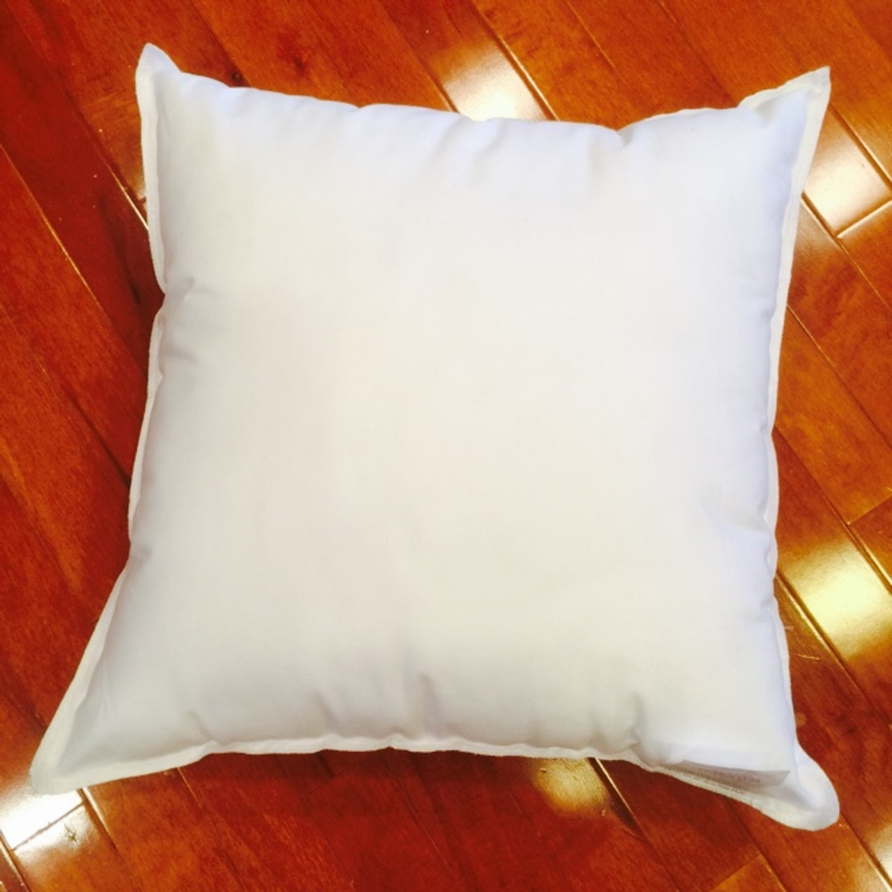 38 x 38 synthetic down pillow form