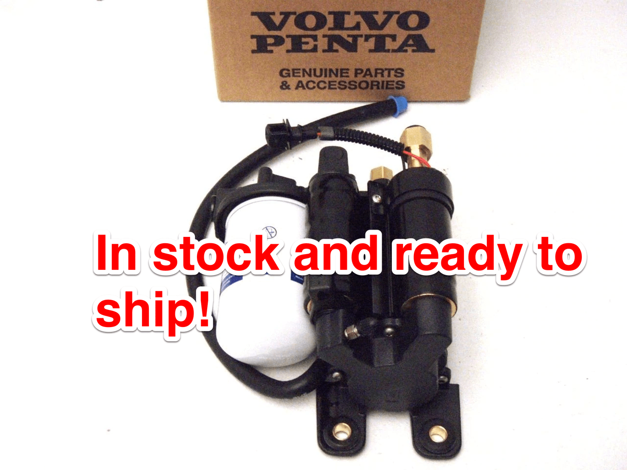 849 99 genuine volvo fuel pump 21608511 in stock ready to ship [ 1280 x 960 Pixel ]