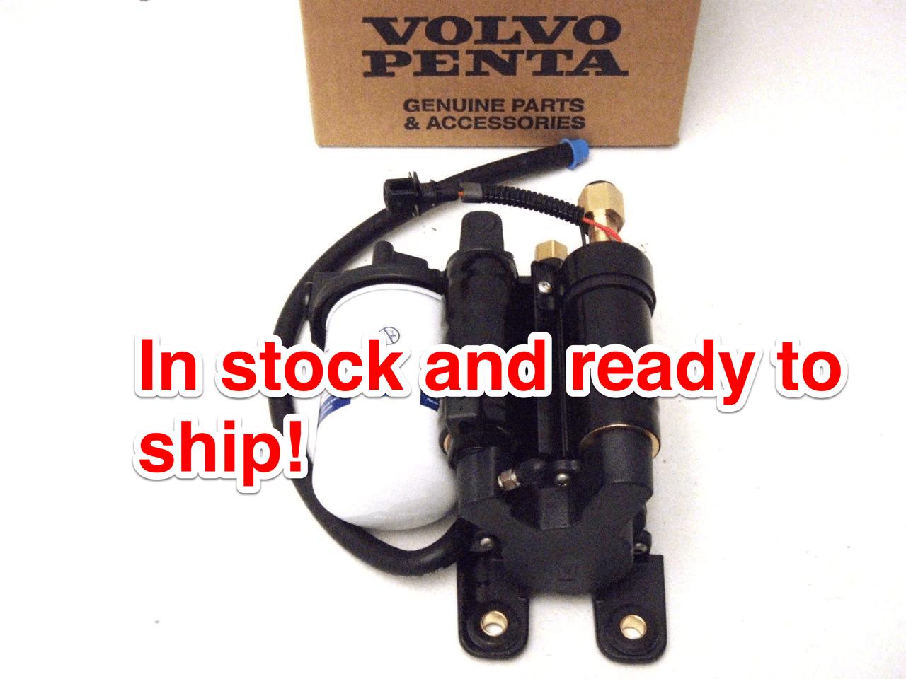 medium resolution of  849 99 genuine volvo fuel pump 21608511 in stock ready to ship
