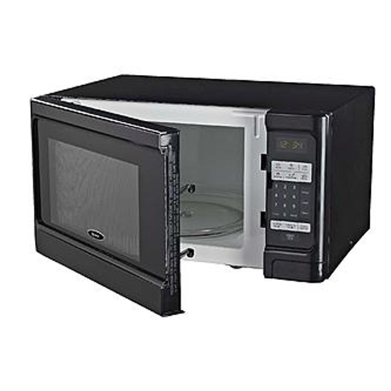 microwave oster 1 1 cf ogs31102 black