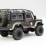 Rc 1 24 Micro Land Rover D90 4x4 Rc Rock Crawler Rtr Red