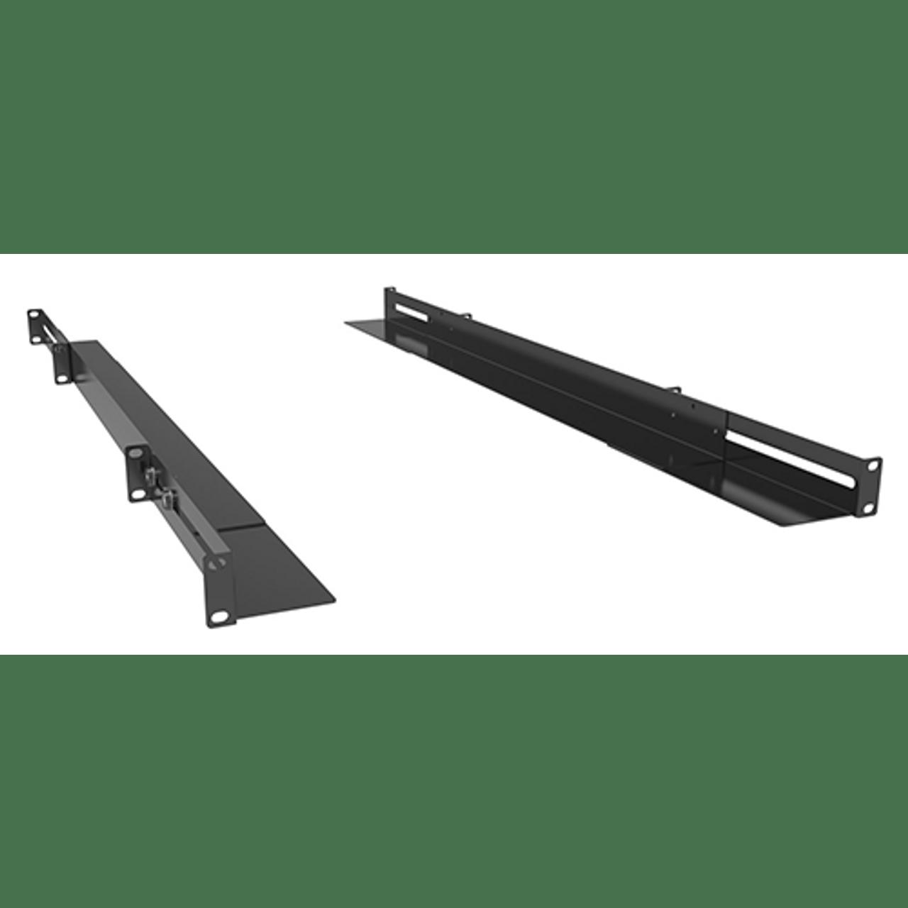 adjustable angle bracket rack mount