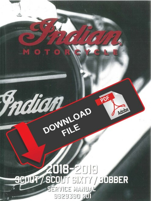 2018 Indian Scout Bobber Wiring Diagram
