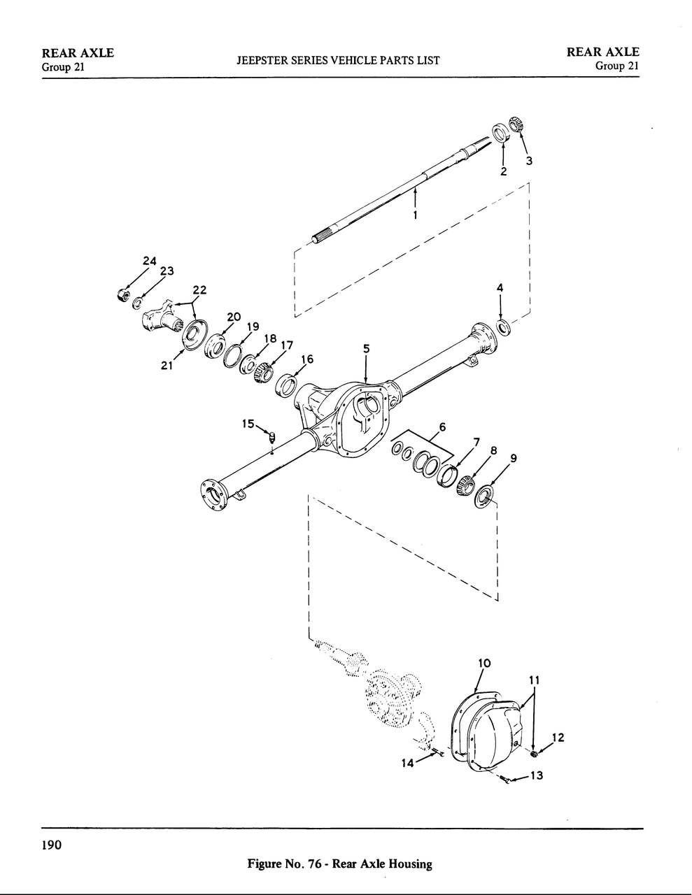 medium resolution of axle cover gasket dana 44