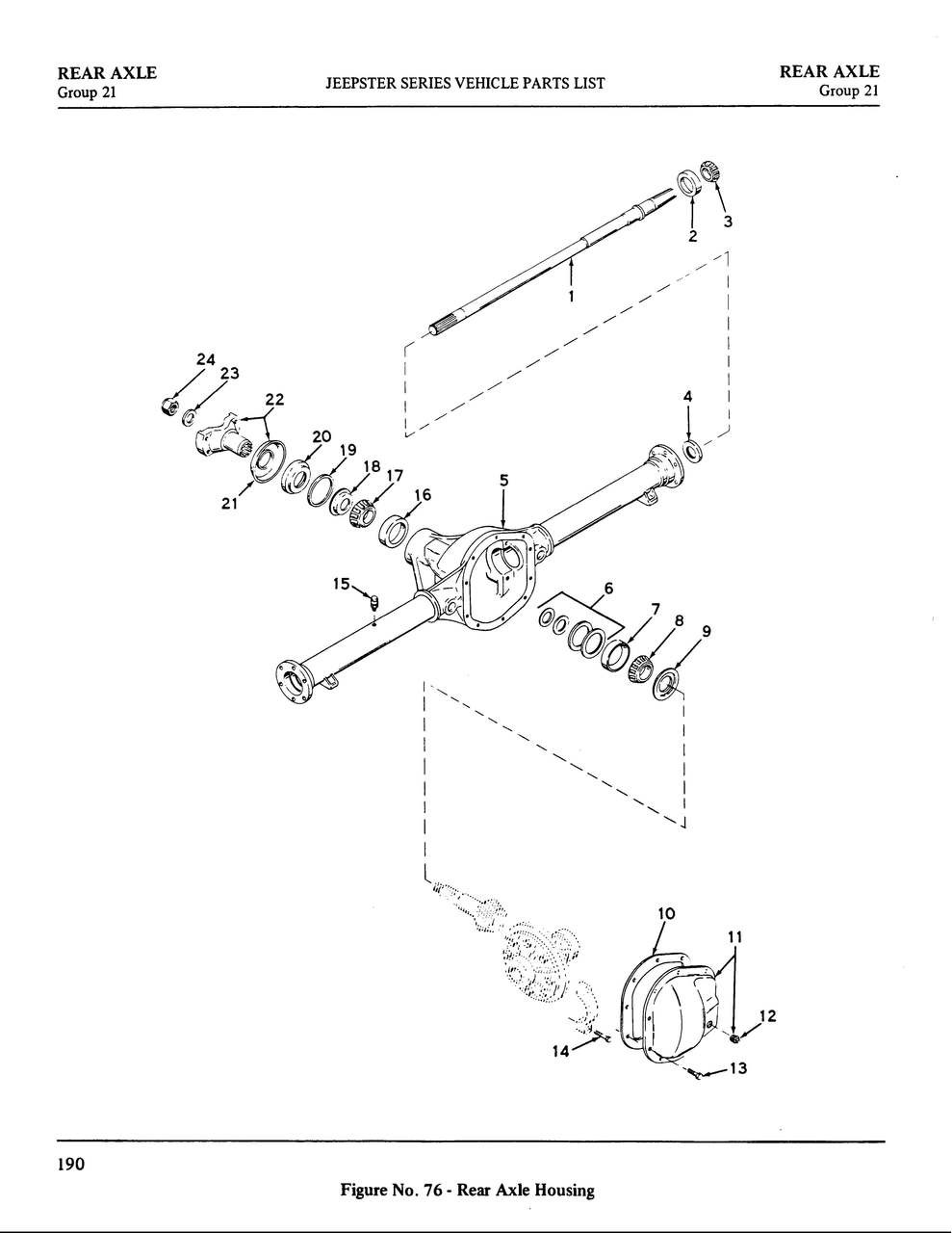 hight resolution of axle cover gasket dana 44