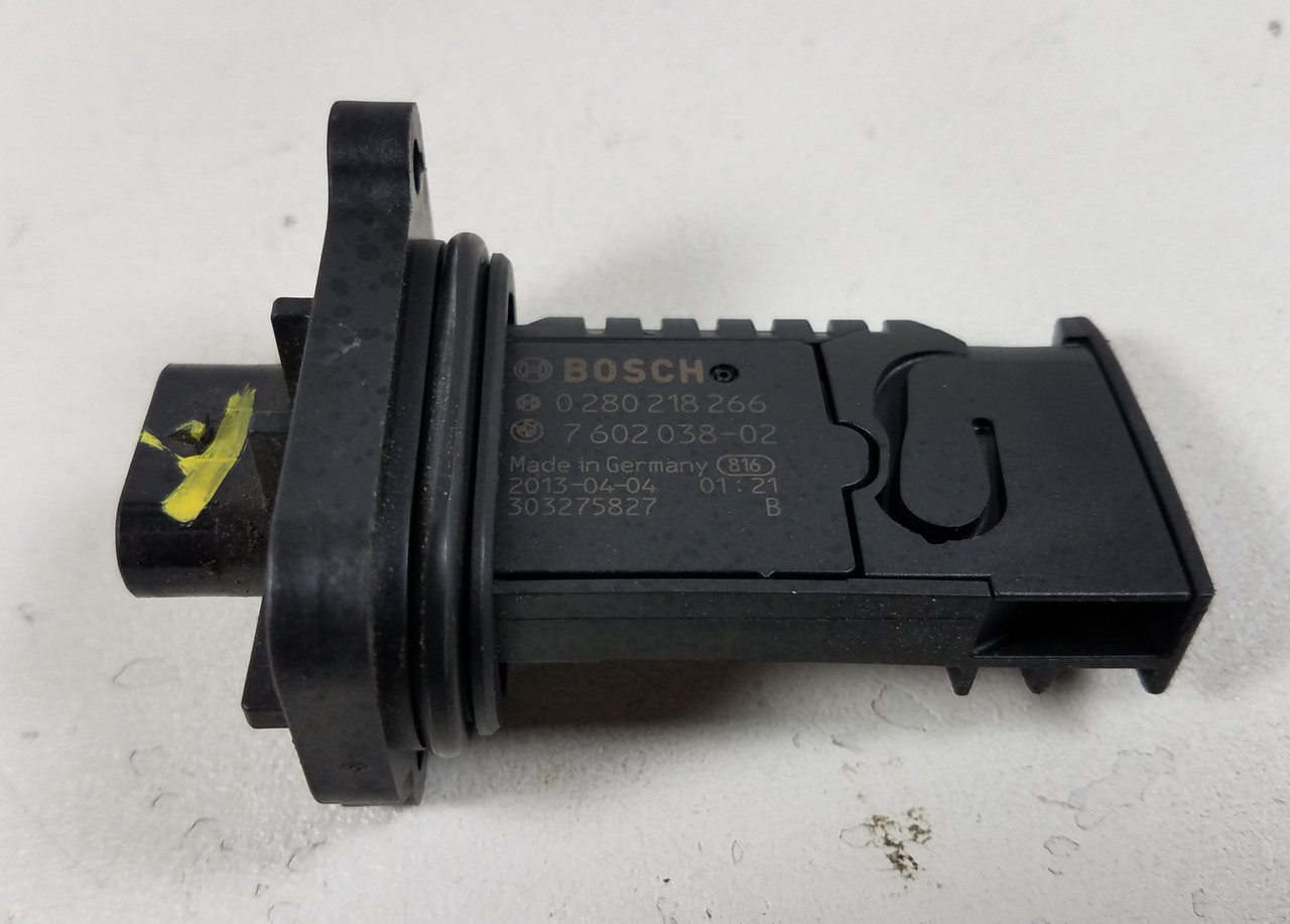 small resolution of 2013 bmw f30 320i 328i n26 engine mass air flow meter 7602038