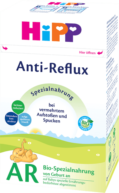 Baby Formula For Reflux : formula, reflux, HiPP:, Anti-Reflux, Special, Formula, Organic, Start