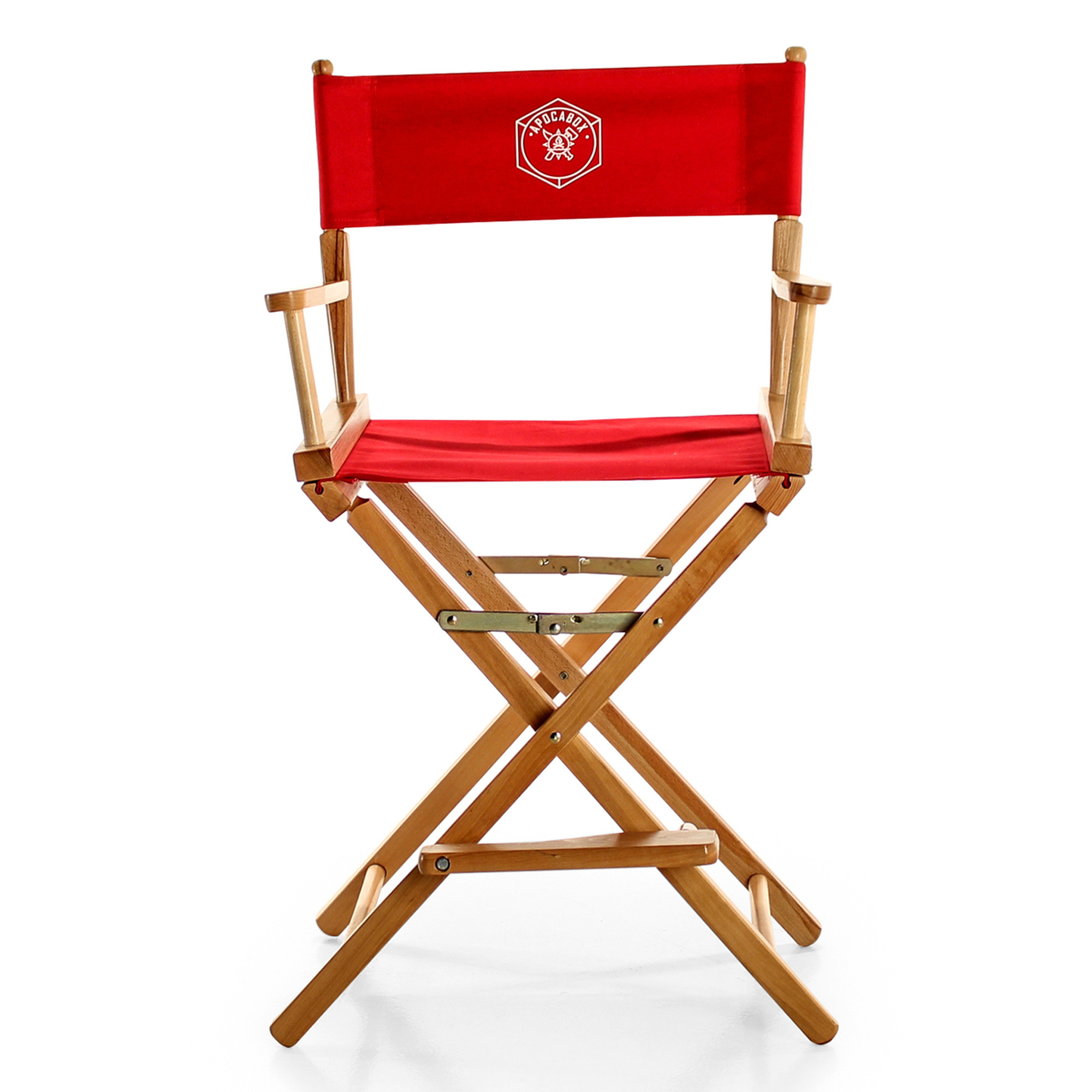 Personalized Directors Chair Custom Printed Logo Directors Chair