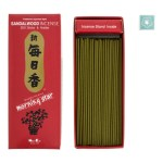 Morning Star Sandalwood Incense Box Of 50 Or 200 Sticks