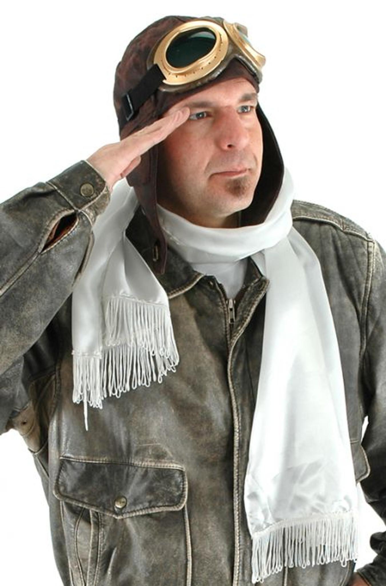 vintage aviator costume kit
