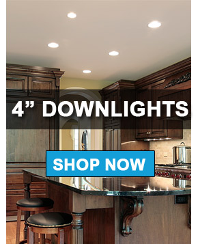 how to layout recessed lighting in 4