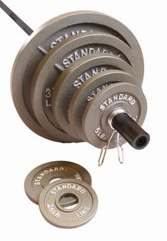 135 Lb Barbell Set : barbell, STRENGTH, Weight, Barbell