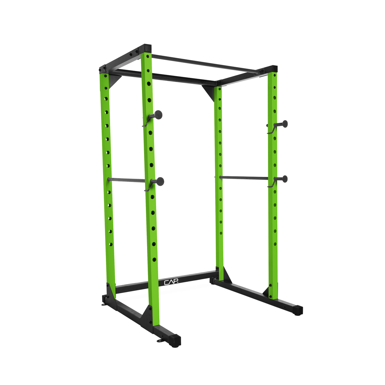 cap barbell 6 foot full cage power rack