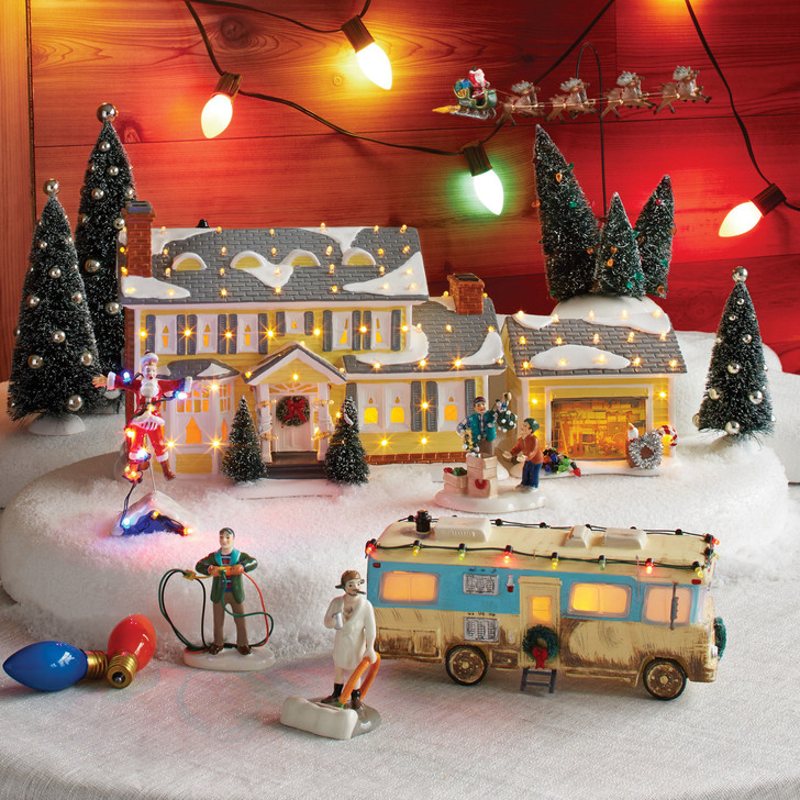 Department 56 The Griswold S Holiday House Christmas Vacation Gifts
