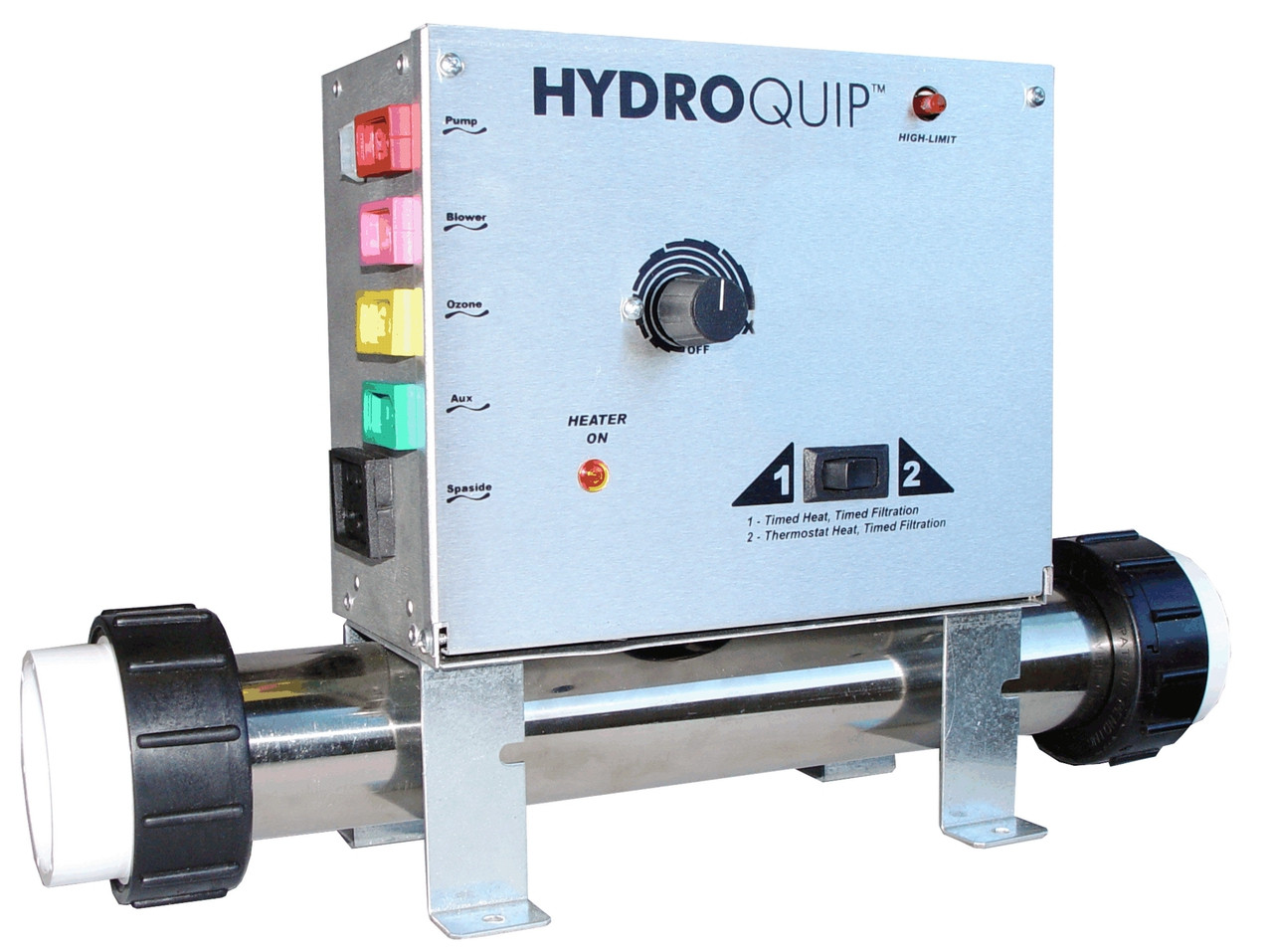 medium resolution of hydro quip air pneumatic control with gfci cord cs700 a 15a spa parts depot